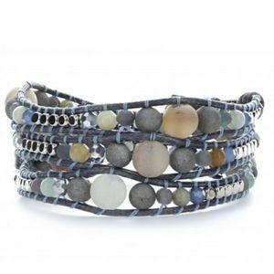 🔥HOST PICK🔥 NEW Katie Soleil 3 Wrap Bracelet